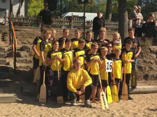 Die erfolgreiche Jugendmannschaft
