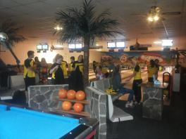 Bowling als Höhepunkt